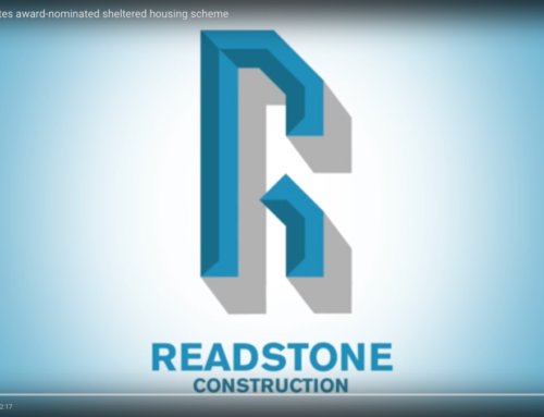 Readstone completes award-nominated sheltered housing scheme