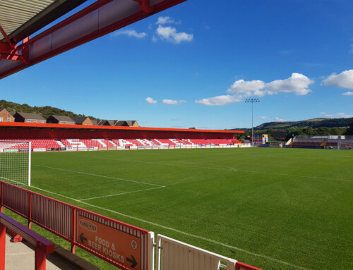 Accrington Stanley FC – Eric Whalley Stand
